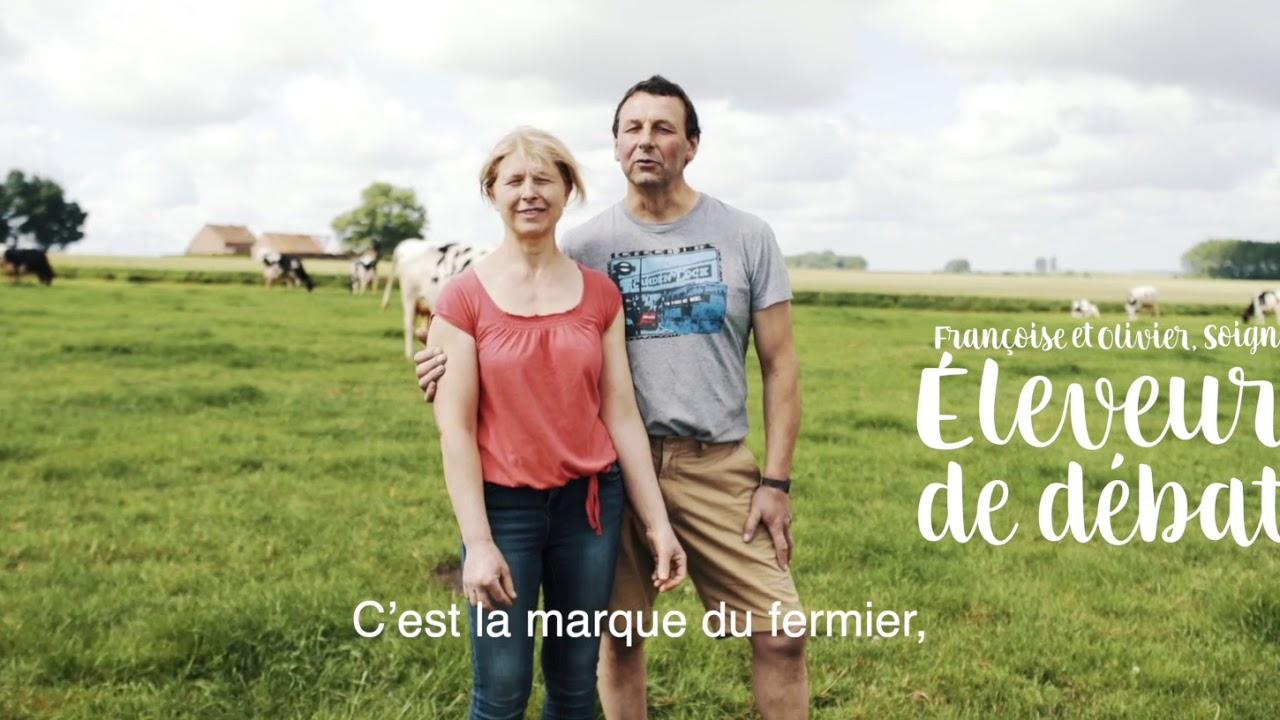 Francoise et Olivier, Soignies - éleveurs de débats