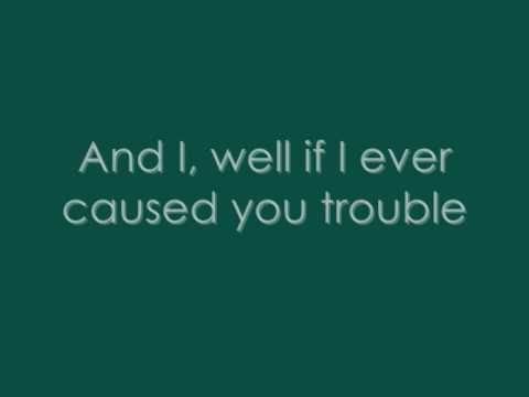 Coldplay - Trouble Lyrics