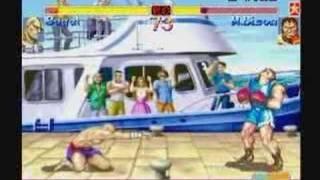 Evo 2004 - Choi (Sagat) vs Daigo (Balrog)