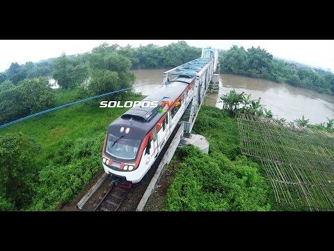 Video Melancong ke Wonogiri Bersama Railbus (Part 2)