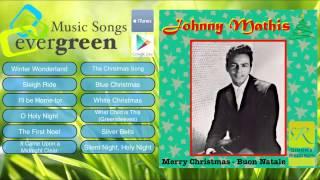 Johnny Mathis Merry Christmas Buon Natale Original Remastered Full Album