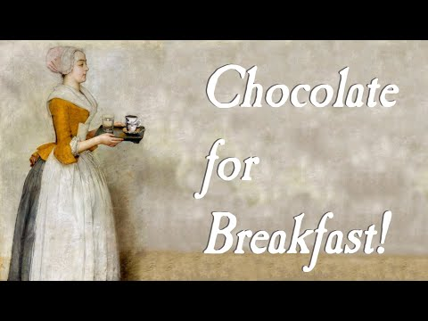 """Chocolate for Breakfast?(plus """"Stewed Duck"""" tasting) – Live From the Nutmeg Tavern!"""