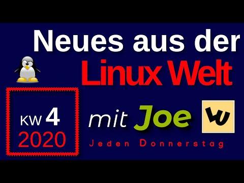 , title : '💻 Neues aus der Linux Welt - Mit Joe - KW 4-20 - Linux News Deutsch 💻 Linux Umsteiger'