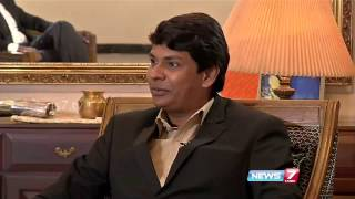 Dr. V.A. Shiva Ayyadurai, The Inventor of Email  -  News7 Tamil Interview
