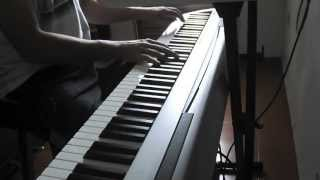 Dream Theater - A Nightmare To Remember (Keyboard cover by Neemias Teixeira)