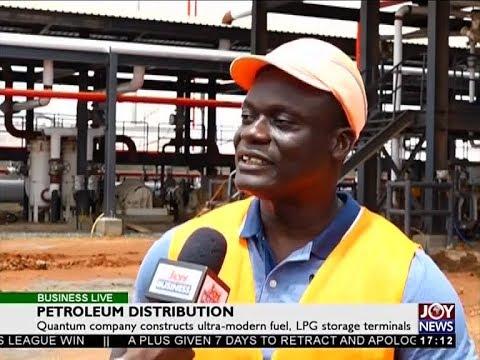Petroleum Distribution - Business Live on JoyNews (31-5-18)