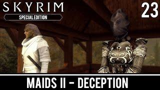 Skyrim Mods: Maids II - Deception - Part 23