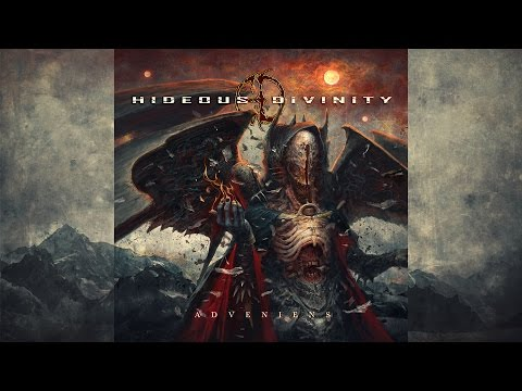 HIDEOUS DIVINITY - ADVENIENS (OFFICIAL FULL ALBUM STREAM 2017) [UNIQUE LEADER RECORDS]