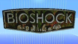 Bioshock in Minecraft