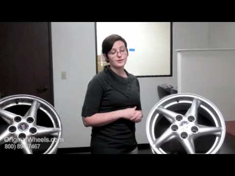 G3 Rims & G3 Wheels - Video of Pontiac Factory, Original, OEM, stock new & used rim Co.