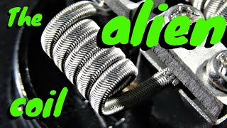 Alien Clapton Build Tutorial ALIEN COILS BY GEORGE MPEKOS