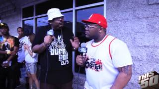 Big Kap on Deejaying For Biggie; The Tunnel; Breaking Records