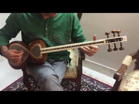 persian tar ghader panah + hard case 1