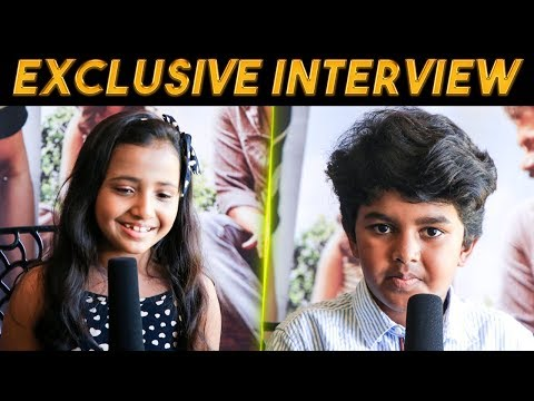 Eppovum Vijay Anna Fan - Aan Devathai Movie Fame Kavin & Monica's Exclusive Interview