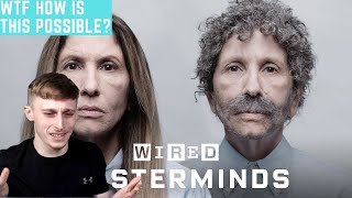 British Guy Reacts to Former CIA Operative Explains How Spies Use Disguises | WIRED
