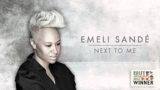 Emeli Sandé | Next To Me - (Dorian Remix)