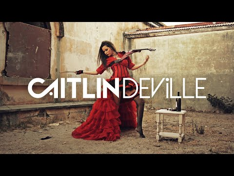 My Dark Valentine (Love Rock Medley) - Cait Lin | The Electric Violin Diaries