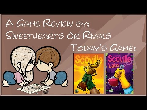Sweethearts or Rivals Review: Scoville & Labs