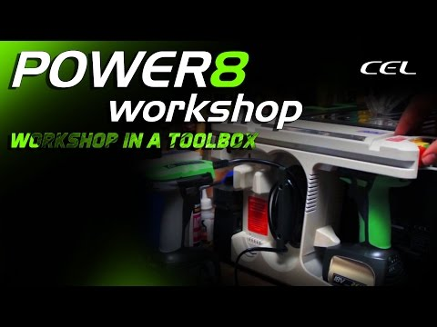 CEL Power 8 Workshop – HobbyKing Product Video