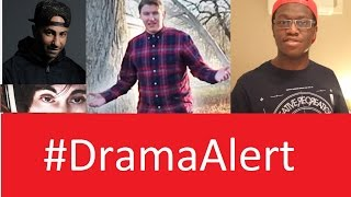 Fouseytube Threatens to come to Leafy's HOUSE! #DramaAlert ComedyShortsGamer Scarce RANT!