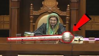पाकिस्तानी संसद में हनुमान जी की गदा क्यों रखते है ?