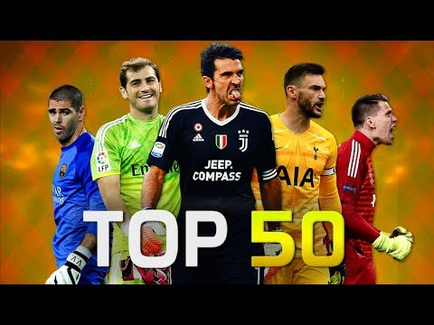 Top 50 Most Heroic Goalkeeper Goal Line Saves