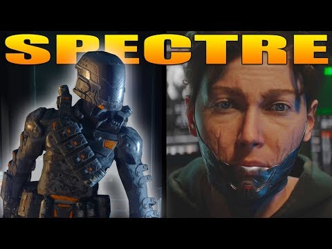 Black Ops 4: Spectre's True Identity (Alex Masons Granddaughter)