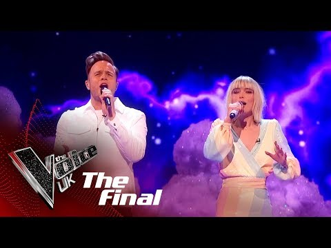 Molly Hocking & Olly Murs' 'Stars' | The Final | The Voice UK 2019
