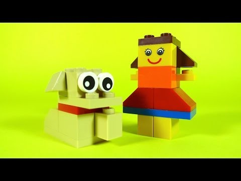 Vidéo LEGO Classic 10681 : Le cube de construction créative LEGO