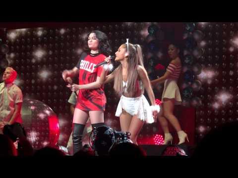 Ariana Grande + Jessie J | Bang Bang | Jingle Ball 12/10/14