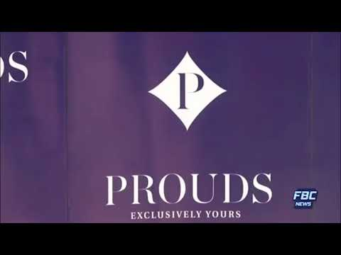 Download Prouds reopens refurbished Suva Central store, unveils new logo Mp4 HD Video and MP3
