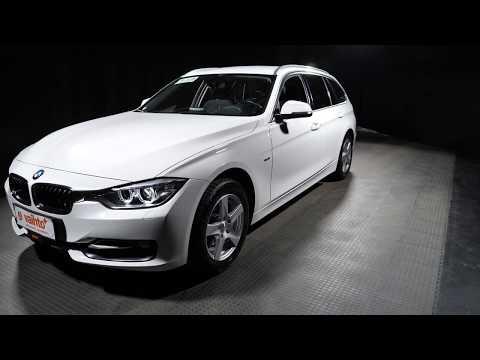 BMW 3-SARJA 320d Tbo xDrive F31 Touring Sport Line Aut., Farmari, Automaatti, Diesel, Neliveto, IB-0496