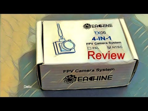 Eachine TX06 4in1 Review