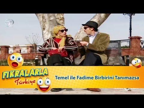 Temel Ile Fadime Birbirini Tanımazsa Türk Fıkraları 330