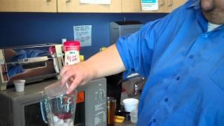 I Make A Protein Shake