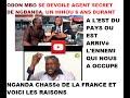 SUIVEZ ODON MBO PRIS DANS LE  : AFFIRME LUI-MEME .HIBOU DE RENSEIGNEMENT 6 ANS NA EST ! RWANDA