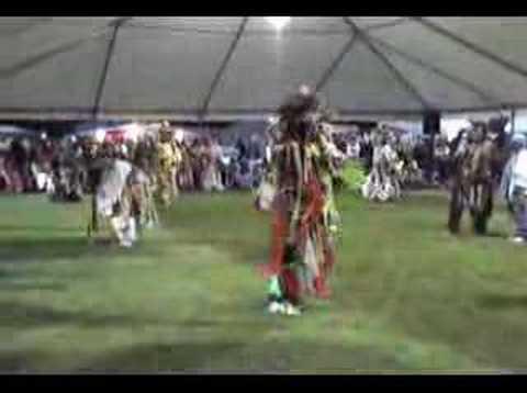 Iroquois quiver dance