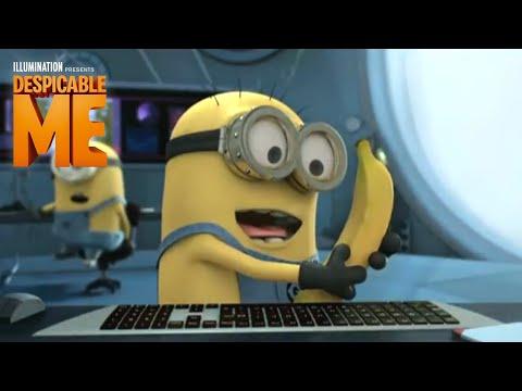 """Dành cho fan Minions. P/s: """"Banana"""""""