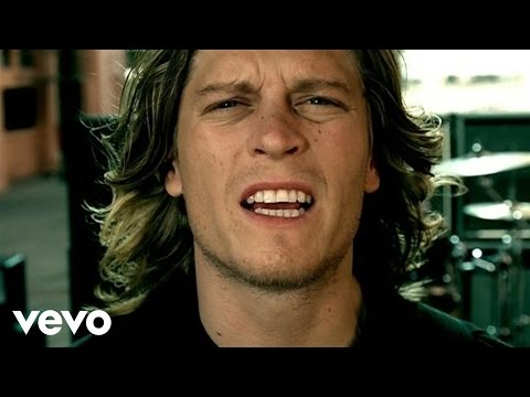 Puddle Of Mudd - She Hates Me online metal music video by PUDDLE OF MUDD