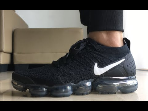 100% authentic 47db2 1f309  UNBOXING  NIKE AIR VAPORMAX FLYKNIT 2   on feet review