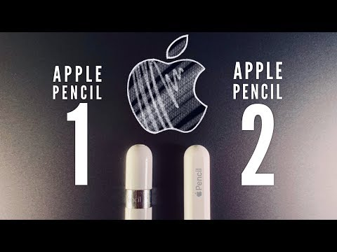 Обзор Apple Pencil 2nd Generation