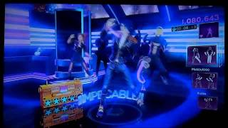 "Dance Central 3 - Scream ""Gold Stars"""