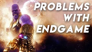 Endgame Has Some Problems