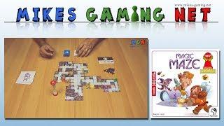 Magic Maze | Verlag: Pegasus Spiele