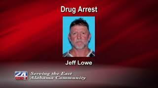 Drug Arrests Made in Cherokee County