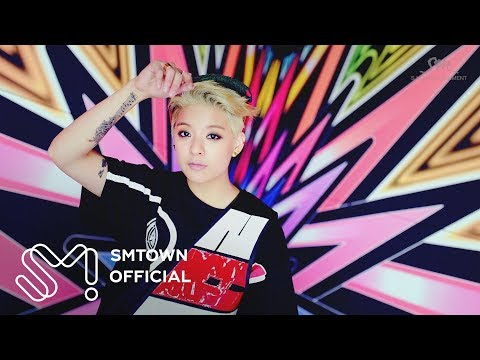 Amber, Taeyeon - Shake That Brass