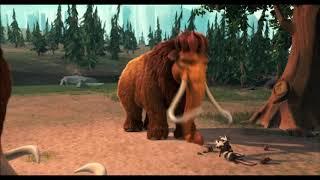 Прикол из мультфильма ледниковый период