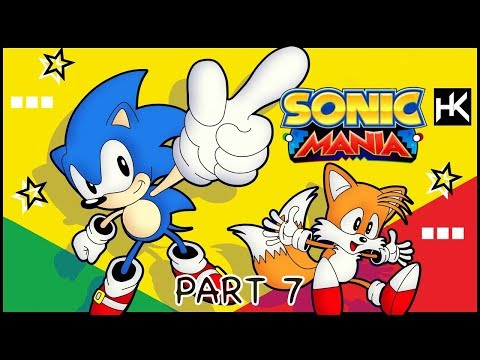 Download Sonic Mania Part 7 Hydrocity Zone Video 3GP Mp4 FLV HD Mp3