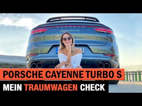 Porsche Cayenne Turbo S E-Hybrid Coupé (680 PS)🖤 Traumwagen Check   Fahrbericht   Review   Night POV