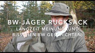 BW Jäger Rucksack - Er hält und hält und hält und hält...